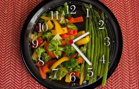 Сколько раз в день необходимо питаться?
