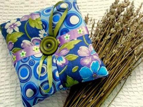 Сон-трава для лечебной подушки