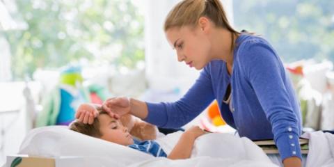 Что можно и что нельзя делать при высокой температуре у ребенка