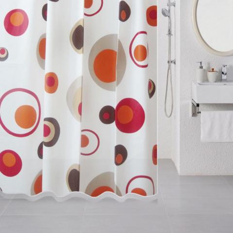 Как сохранить вид любимой шторы для ванны...