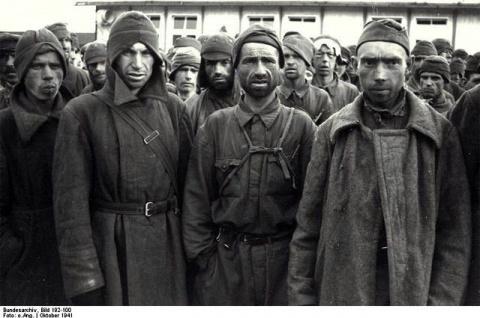 Как в СССР встречали военнопленных