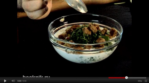 Не жалейте заварки 52: таратур — суп-метаморфоза