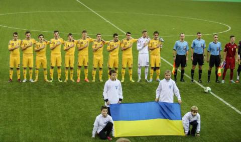 Сборная Украины U-17 пробила…