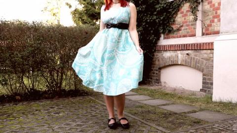 Делаем платье за 10 минут: 4…