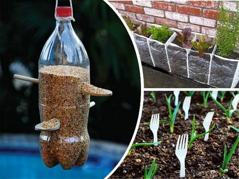 Не тратьте деньги на дорогие садовые инструменты!