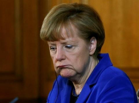 Меркель одумалась ивысказала желание помириться сТрампом
