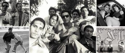 Уличные банды Лос-Анджелеса 1990-х годов