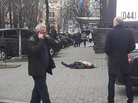 Убит бывший депутат Госдумы …