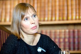 Президент Эстонии: мы не бои…