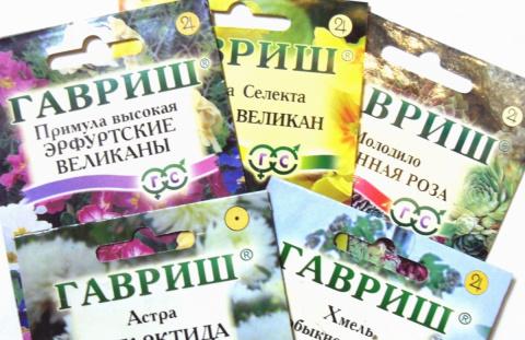 Выбираем фирму-производителя семян.
