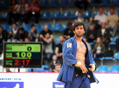 С почином! Первое олимпийское золото России!