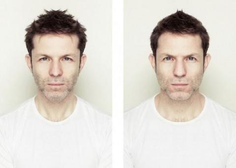 Так ли симметрично лицо человека?