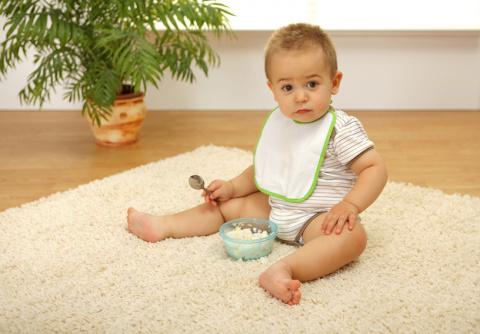 Полезные советы по чистке ковров!!