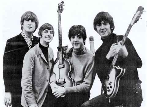 ЗАРУБЕЖКА. Рок-группа Beatles