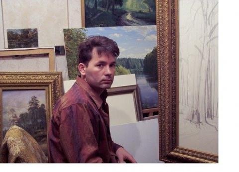 Невероятные картины Сергея Басова. Смотришь и отдыхаешь душой