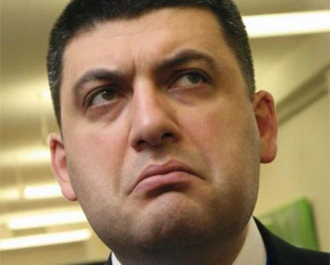 Гройсман: Порошенко выступает против национальных интересов страны