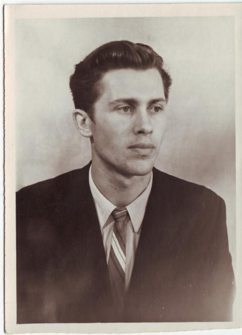 Виктор Журавлёв (личноефото)