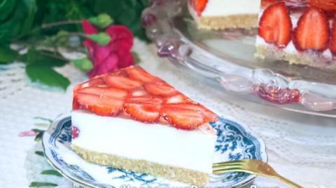 Великолепный торт без выпечк…