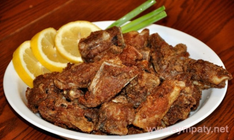Вкусные свиные ребрышки: простые рецепты