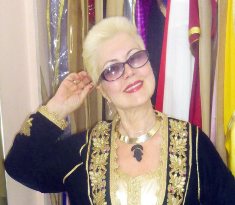 Людмила Лиханова (Беговщиц)