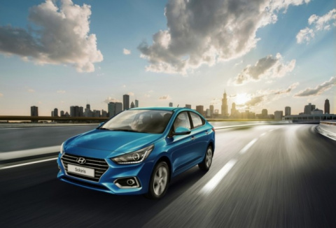 Hyundai Solaris и Creta стал…