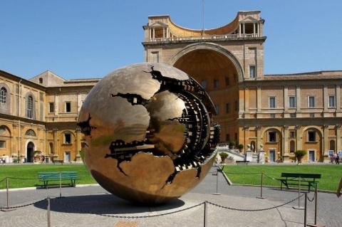 Музеи Ватикана - Обзор самых интересных мест