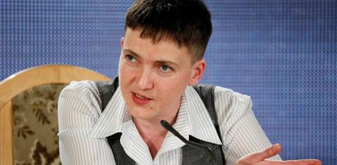 Савченко подстрекала боевико…