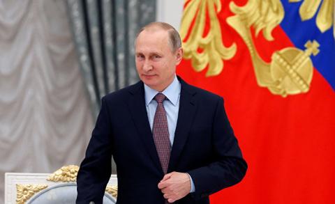 Геополитика: победителя зовут Путин