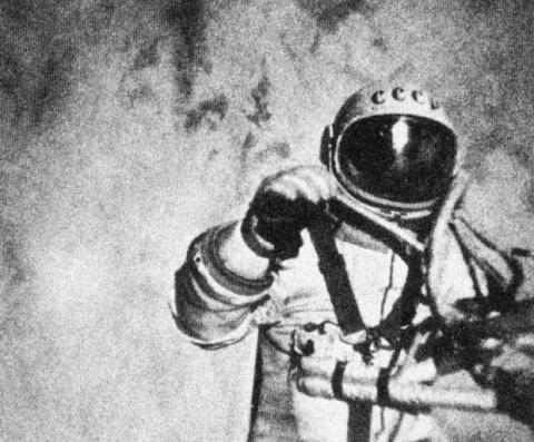 Космонавт Леонов назвал чепу…