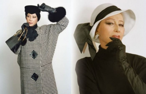 Уроки стиля от Майи Плисецко…