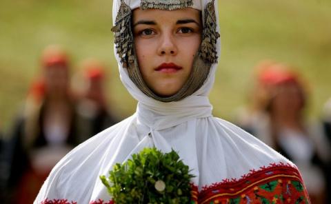 Умопомрачительные фотографии невест со всего мира