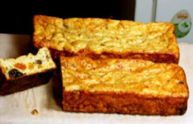 Выпечка диетическая из геркулеса с творогом и сухофруктами — рецепт