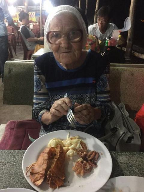 89-летняя российская пенсион…