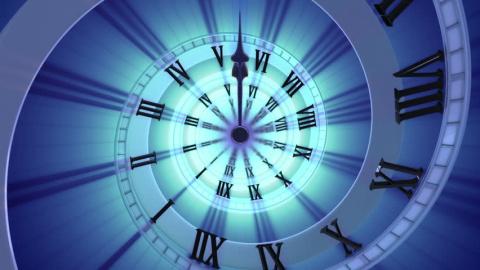 Удивительный случай путешествия во времени! Власти пытались это замять