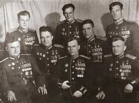 Золотая молодёжь 1945 года
