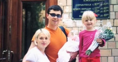Семья актера Сергея Бодрова тогда и сейчас