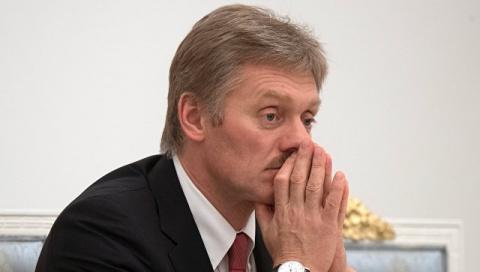 Песков прокомментировал закрытие липецкой фабрики Roshen