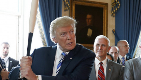 Конец программе «АнтиАсад»? Трамп решает
