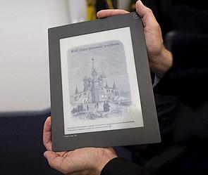 """""""Ридер Чубайса"""" превзошел iPad"""