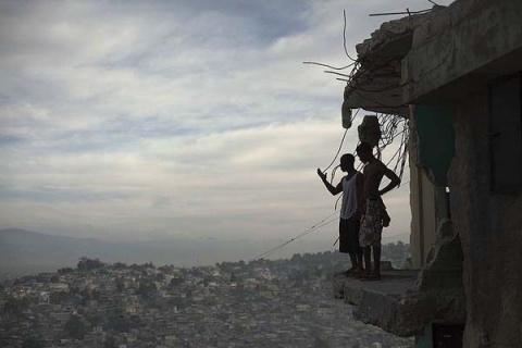 Гаити — это страна, в которо…