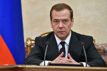 Медведев снял запрет на чарт…