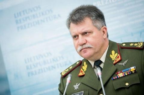 Литовский генерал: Мы за сво…