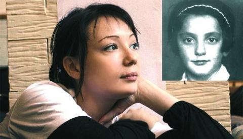 День памяти жертв Холокоста открыла Чулпан Хаматова