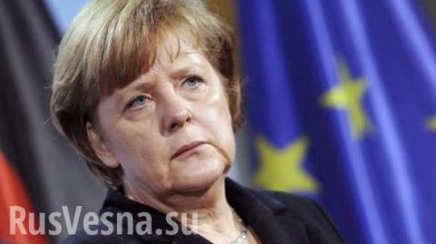 Меркель: Мир вступает в нову…