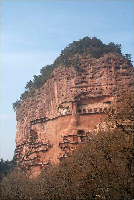 Пещеры Майцзишань – сокровищ…