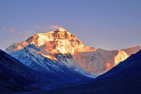 Необычные факты о горе Эверест