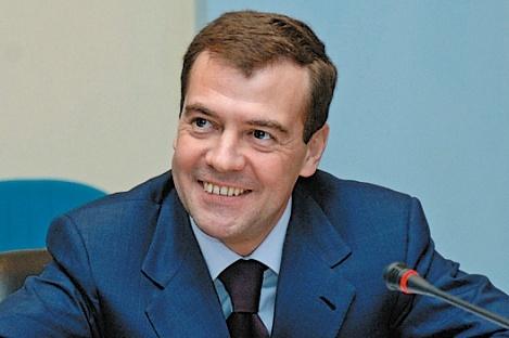 Медведев призвал россиян сам…