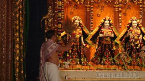 Любопытные  верования индуис…