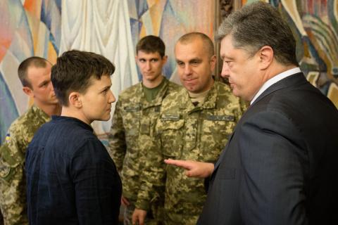 Агент Путина Н. Савченко о р…