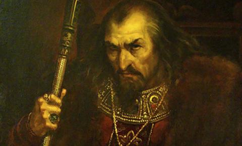16 января - Иван Грозный взо…